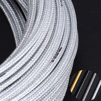 3m 5mm mtb estrada da bicicleta freio desviador cabo linha de tecelagem tubo habitação tubo de deslocamento de velocidade variável fio de freio habitação|housing|housing cable|  -