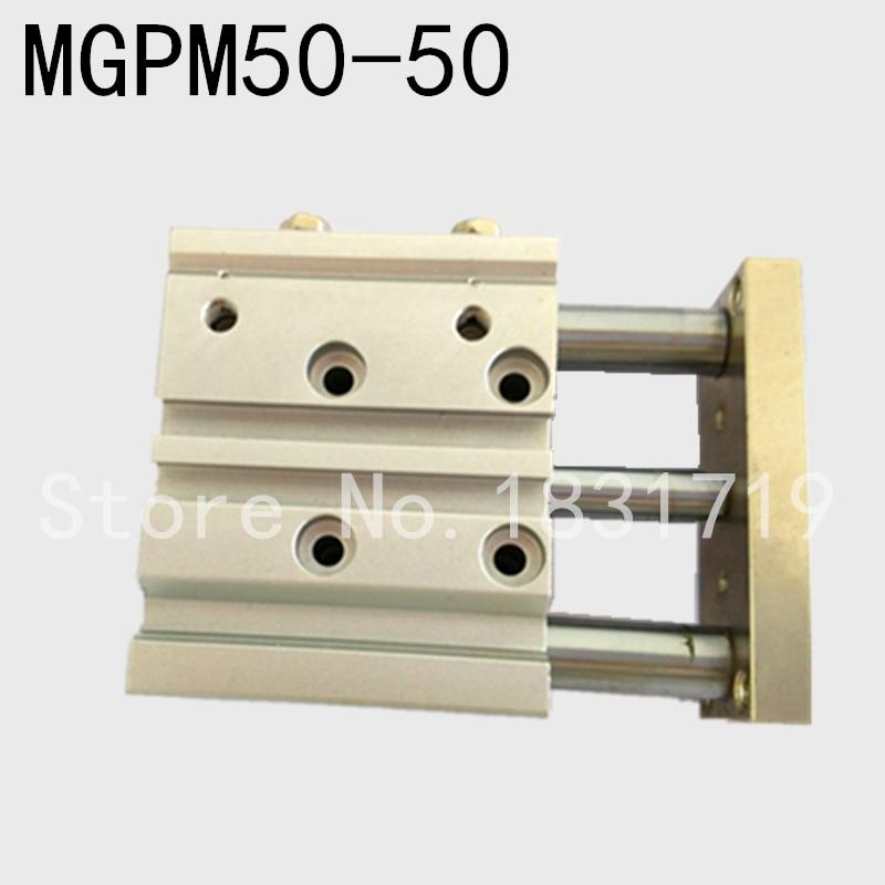 SMC Type MGPM50-50Z cylindre mince avec tige MGPM 50-50Z trois axes trois barres MGPM50 * 50Z composants pneumatiques MGPM50X50ZSMC Type MGPM50-50Z cylindre mince avec tige MGPM 50-50Z trois axes trois barres MGPM50 * 50Z composants pneumatiques MGPM50X50Z