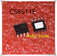 Free shipping 10pcs New and origianl Cs8511e Cs8511 sop8