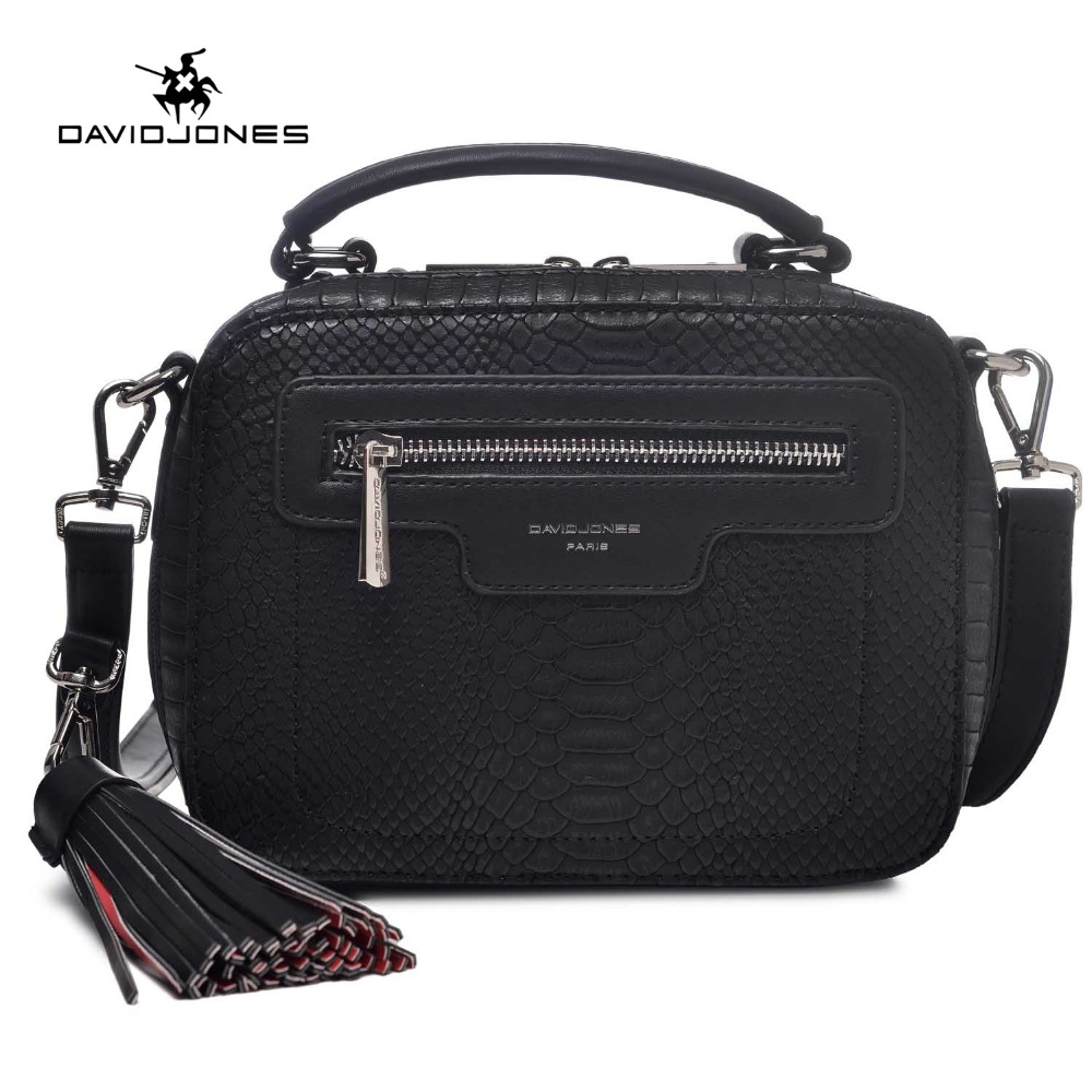 ФОТО DAVIDJONES women serpentine envelope vintage crossbody bags high quality PU  shoulder bag Top-handle bag