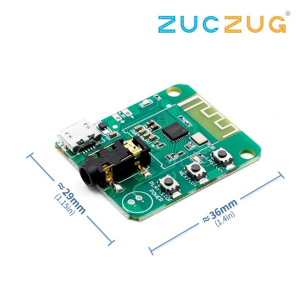 JDY-64 lossless Car Bluetooth audio module 4.2 high fidelity HIFI speaker audio earphone power amplifier board modification