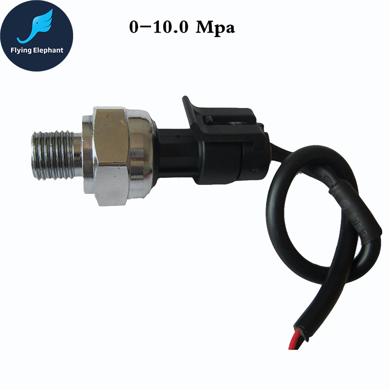 0-10,0 Mpa 0-1450 Psi Wasser Gas Drucksensor Luftkompressor Drucktransmitter G1/4 Dc 5 V Starker Widerstand Gegen Hitze Und Starkes Tragen