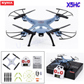 SYMA X5HC 2.0MP HD Camera RC Quadcopter with 360 Degree Eversion Headless Mode High Hold Mode Function 2.4GHz 4CH 6 Axis Drone