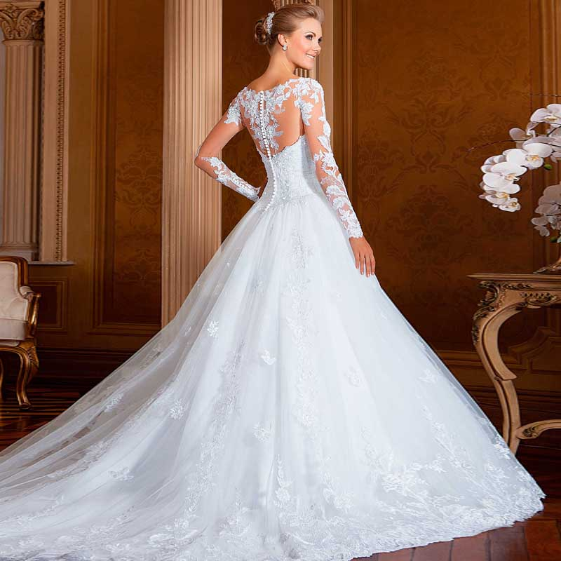 websites that sell big chapel train ball gown dresses – Fashion dresses