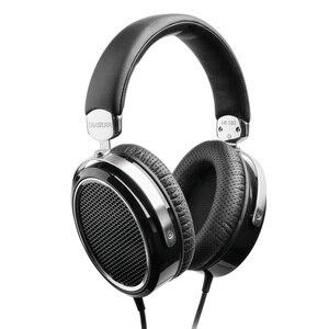 Image 2 - Takstar fone de ouvido hi fi planar hf 580/hf580, fone de ouvido ultra grande diafragma planar baixa distorção poderoso lf full mf transparente hf