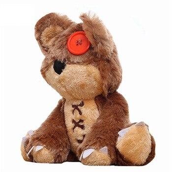 Muñeca de peluche Tibber de 16-23 pulgadas de alto anios LOL cosplay Super oso de peluche Cuco League muñeca de cosplay regalo de cumpleaños para niños