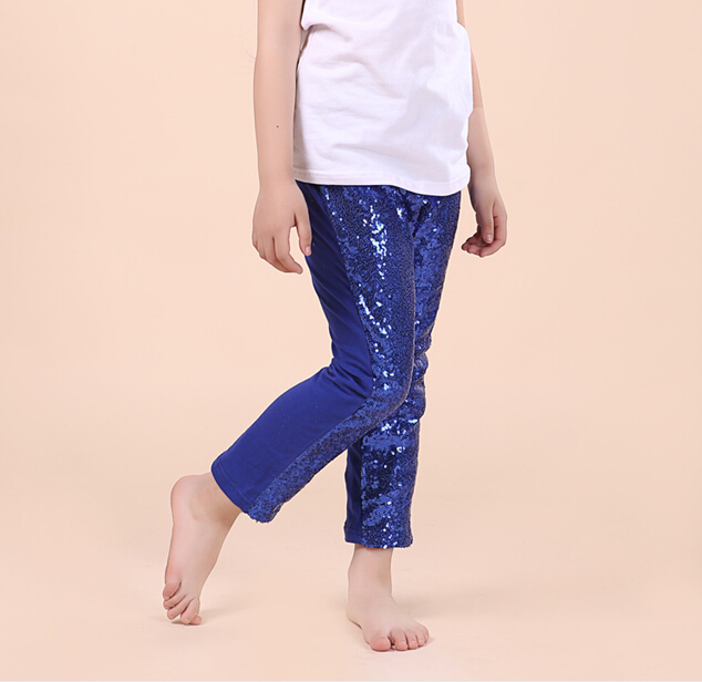 Sparkly Girls Leggings