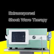 Effective Physical Pain Therapy System Acoustic Shock Wave Extracorporeal Shockwave Machine For Relief