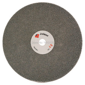 """Image 2 - 6"""" inch 150 mm Grit 60 3000 Diamond Grinding Disc Abrasive Wheel Coated Flat Lap Disk for Gemstone Jewelry Glass Rock Ceramics"""
