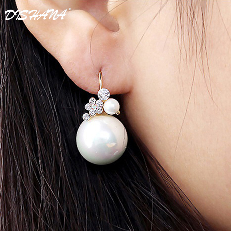Retro Pendientes Menjuntai Earring Fashion Jewelry Charms Ornament - Perhiasan fashion - Foto 3