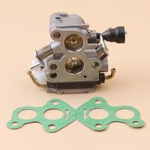 Carburetor Fit HUSQVARNA 135 140 435 435e 440 440e Jonsered CS410 CS2240 CS2240S Gasoline Chainsaw Zama C1T-EL41 506450501 все цены