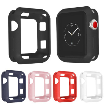 Bumper Silicone Case for Apple Watch 1