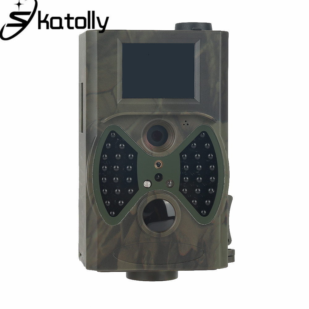 Skatolly Brand HC300M Hunting Trail Camera HC-300M Full HD 12MP 1080P Video Night Vision MMS GPRS Scouting Game Hunter Camera skatolly 3pcs lot hc300m full hd 12mp 1080p video night vision huting camera mms gprs scouting infrared game hunter trail camera