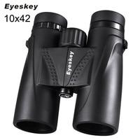 Eyeskey HD Mini BAK4 FMC Optics Portable 8x32/8x42/10x42 Zoom Monocular Binocular Telescope for Hunting Outdoor Trip Concert