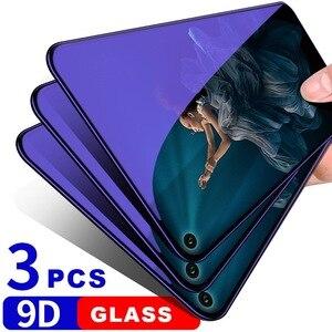Image 1 - 9D Vetro Temperato per Huawei P30 Lite Compagno di 20 Pro Protezione Dello Schermo di Vetro Per Huawei Honor 20 Pro 20i 10 lite 8x Vetro di Protezione