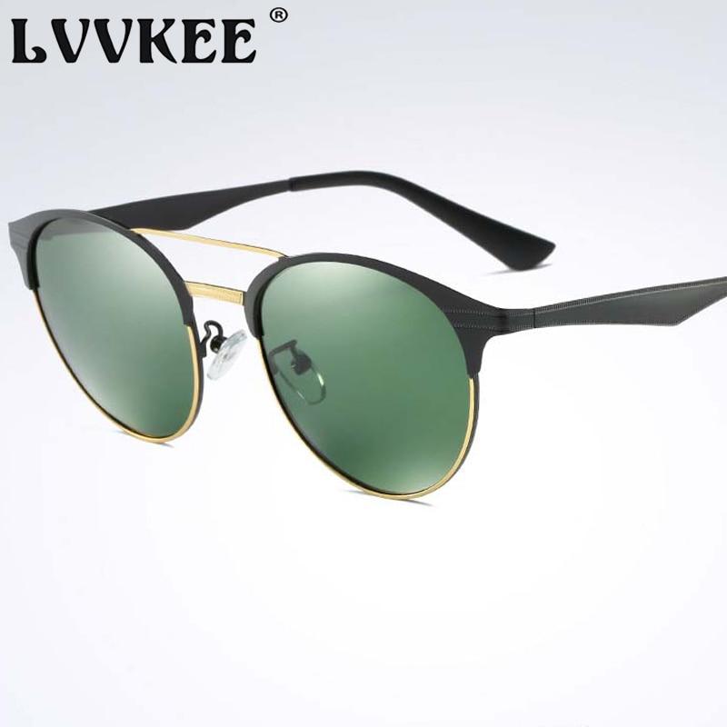 LVVKEE 2018 NY Luksus HD Polariserte klassiske solbriller Kvinner / - Klær tilbehør - Bilde 3