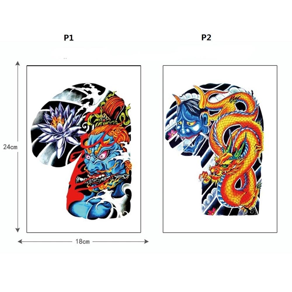 Popular shoulder tattoo buy cheap shoulder tattoo lots for Custom tattoo stickers