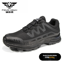 Купить с кэшбэком 2019 Men Shoes Summer Sneakers Breathable Casual Shoes Couple Lover Fashion Lace up Mens Mesh Flats Shoe Military Tactical Boots