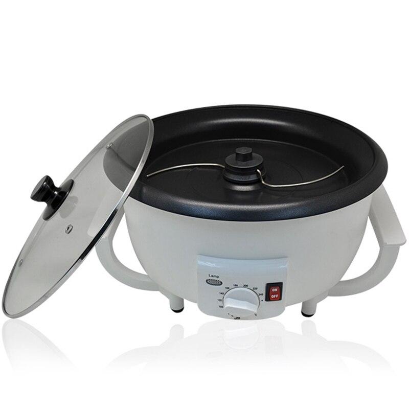 Кофемашина жаровня для зерен кофе в зернах сушилка для кофе обжарочная машина-штепсельная вилка ЕС