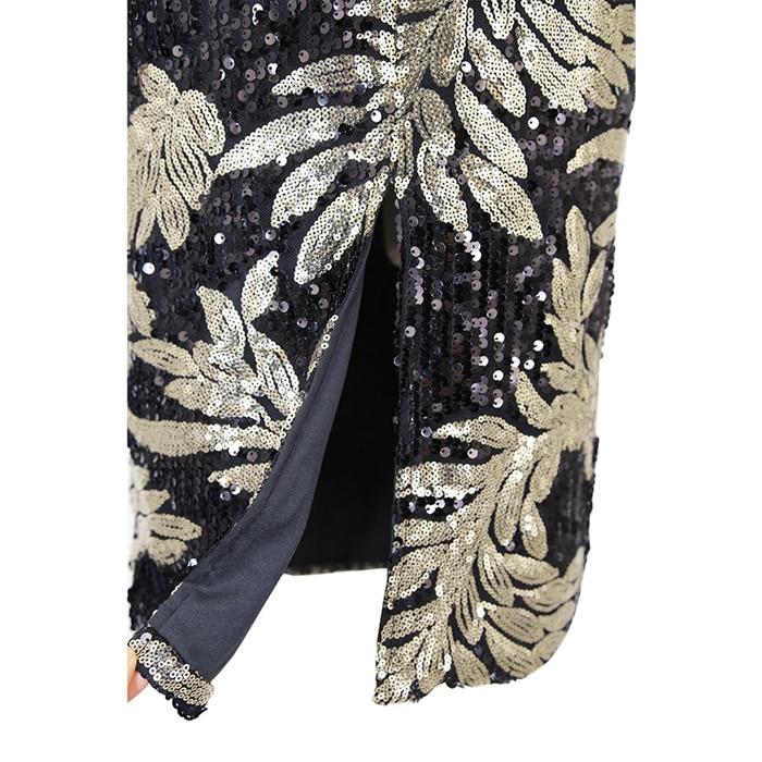 Great Gatsby Flapper Dress Sequins 18