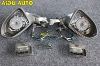 For VW LHD Passat B8 folding electric folding Mirror UPGRADE KIT