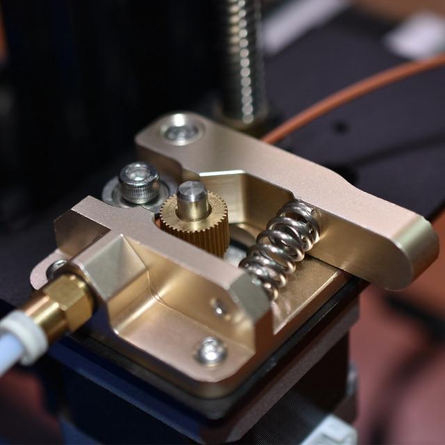 3D Printer Parts MK8 Extruder Upgrade Aluminum Block bowden extruder 1.75mm Filament Reprap Extrusion for CR-7 CR-8 CR-10 1