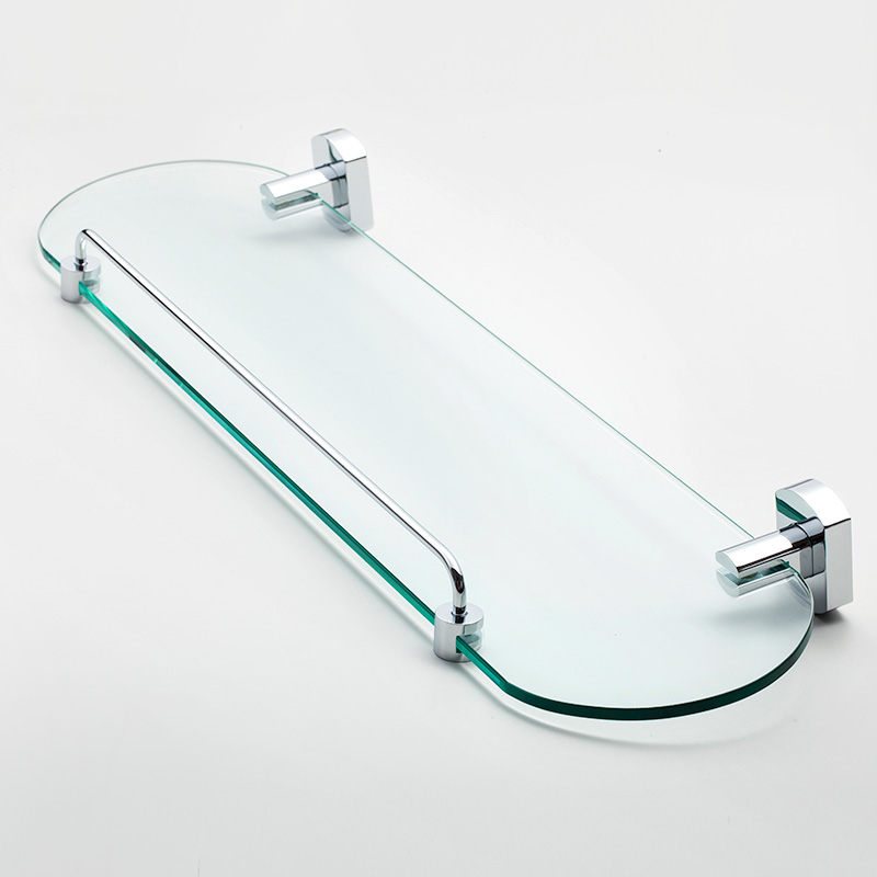 JOMOO Zinklegering Materiaal Badkamer Glazen plank Wandmontage ...