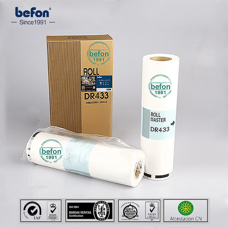 befon Master Roll DP430 compatible for DUPLO DR43 43 A4 100M 2pcs
