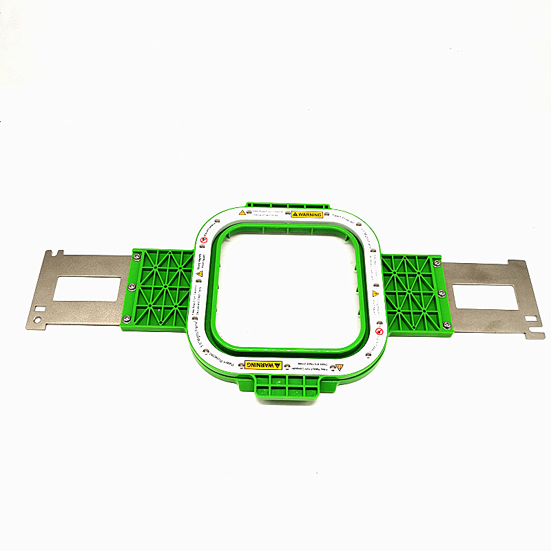Embroidery parts Tajima magnetic hoop size 5.5 x 5.5 inch total length 495mm tajima mighty hoop magnet frames