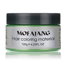 Instant Temporary Hair Color Wax Dye