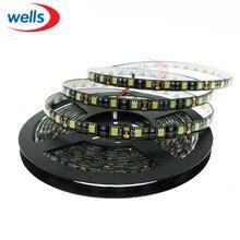 5M 5050  Flexible LED Light RGB 60LEDs/m LED Strip String Ribbon Tape Lamp Home Decoration Lamp  DC12V