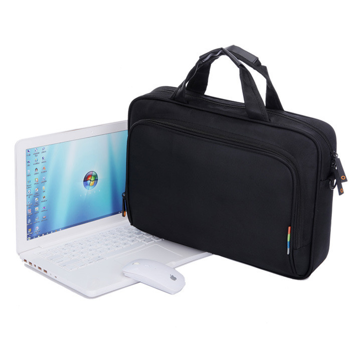 One shoulder handbag laptop bag 14 15 15.6 17 laptop bag notebook men business casual bag laptop briefcase ...