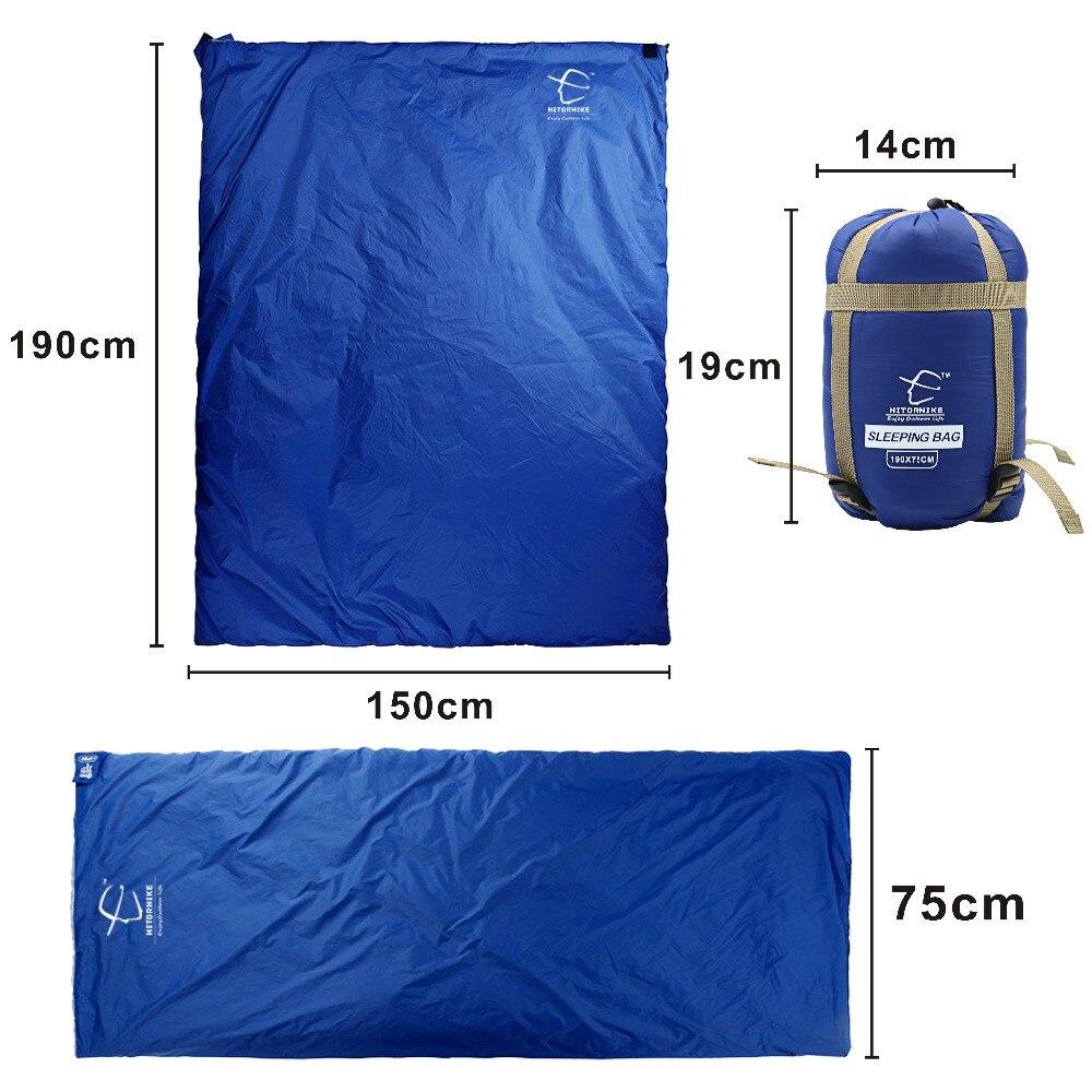 Outdoor Envelope Sleeping Bag Mini Ultralight Multifunction Travel Bag Hiking Camping Sleeping Bags Nylon 190 * 75cm lazy bag naturehike 190 75cm coral velvet envelope sleeping bag ultralight for hiking camping traveling nh17s015 s