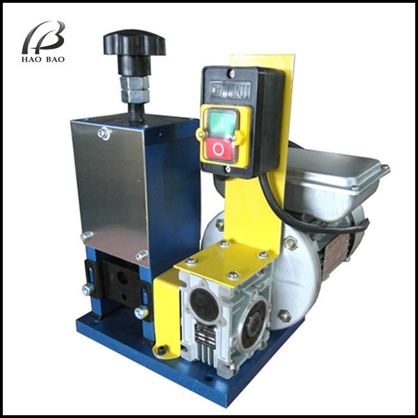 HW S25 Automatic Wire Stripping Machine Scrap Cable Stripping ...