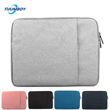 2018 hot Notebook Sleeve Bag For Apple Macbook Air Pro Retina 11 12 13 15 15.6 Cover For xiaomi Lenovo 12.5 13.3 14 Laptop case 2018 hot fashion laptop sleeve for macbook air 11 12 13 retina pro 15 case 14 15 6 notebook bag for ipad mini 1 2 3 4 7 9 tablet
