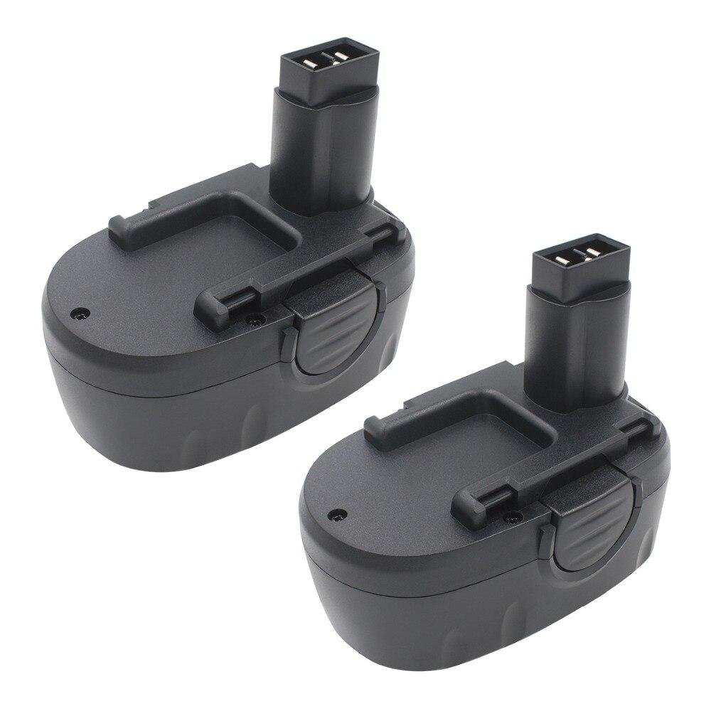 2 PAQUETS 3500 mAh Ni-cd 18 V WA3127 Batterie Rechargeable pour WORX WA3127 WG150s WG152 WG250 WG541 WG900 WG901