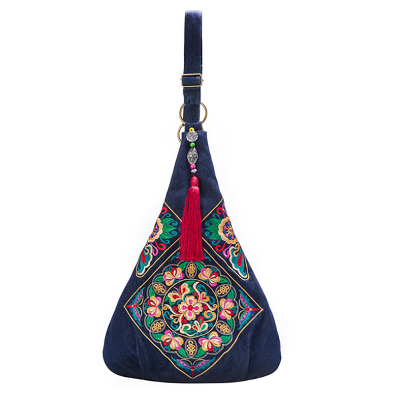 2017 Chinese style embroidery bag ethnic shoulder bags women crossbody hobo bag Black,Blue,Red Casual cowboy shoulder bag high quality stainless steel magnetic door stop stopper holder catch floor ffitting with screws for furniture hardware