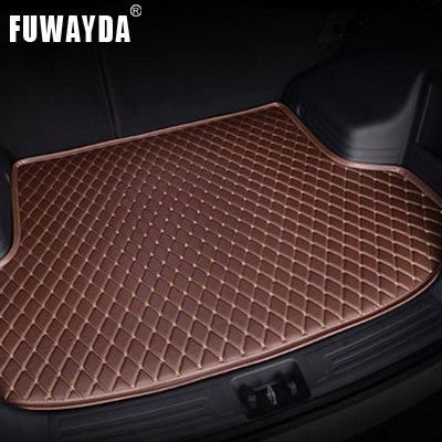 FUWAYDA car ACCESSORIES Custom fit car trunk mat for LEXUS IS250 IS300C 2005-2013 years travel non-slip waterproof Cargo Liner for mazda cx 5 cx5 2nd gen 2017 2018 interior custom car styling waterproof full set trunk cargo liner mats tray protector