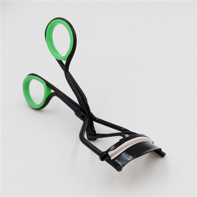 Eyelash Curlers Eye Lashes Curling Clip False Eyelashes Cosmetic Beauty Makeup Tool Metal Accessories Color Randomly 2