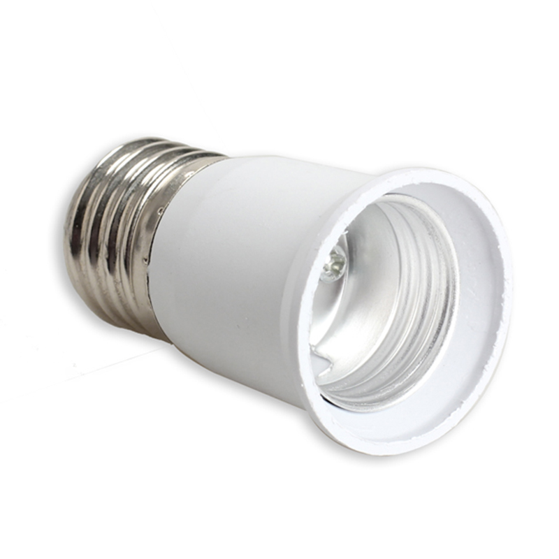 Lamp Holder Converter E27 to E27 Extension Base CLF LED Light Bulb Lamp Adapter Socket Converter High Quality