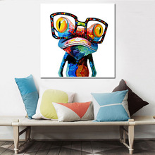 Animals Painting Poster Pictures Paint Canvas Coloring Paintng For Home Wall Decor No Frame