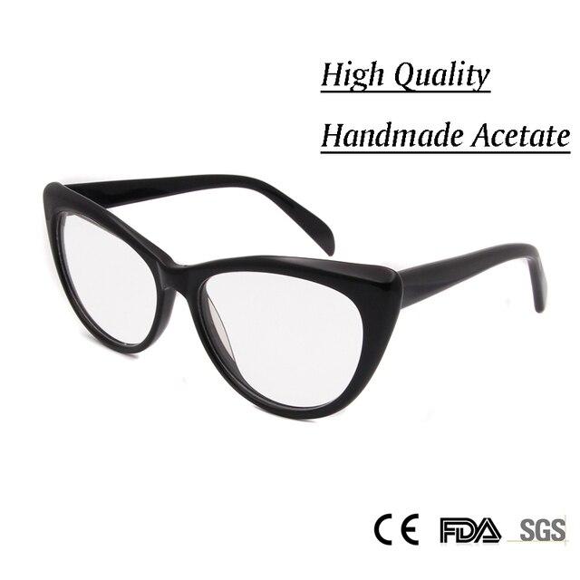 24fcf655032d7 SORBERN NUOVE Donne di Lusso Occhio di Gatto Occhiali Da Vista Occhiali da  Vista Occhiali Fatti