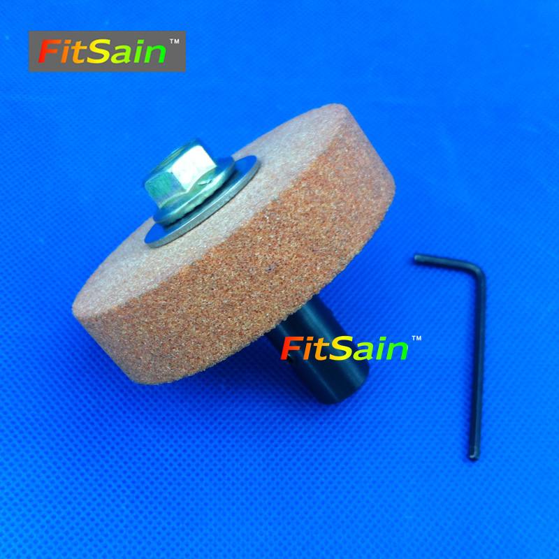 FitSain--Applicable to motor shaft diameter 8mm/10mm grinding wheel Grinding  polishing  machine vibration type pneumatic sanding machine rectangle grinding machine sand vibration machine polishing machine 70x100mm