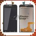 Для 4.5 ''Asus ZenFone Go ZC451TG Полный Черный ЖК-Экран Панель + Сенсорный Экран Digitizer Ассамблея Бесплатная Доставка