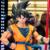 Tronzo Original Banpresto Dragon Ball Figuras Broly Goku Vegeta Gogeta PVC Brinquedos Action Figure Super Saiyan Figuras em Estoque
