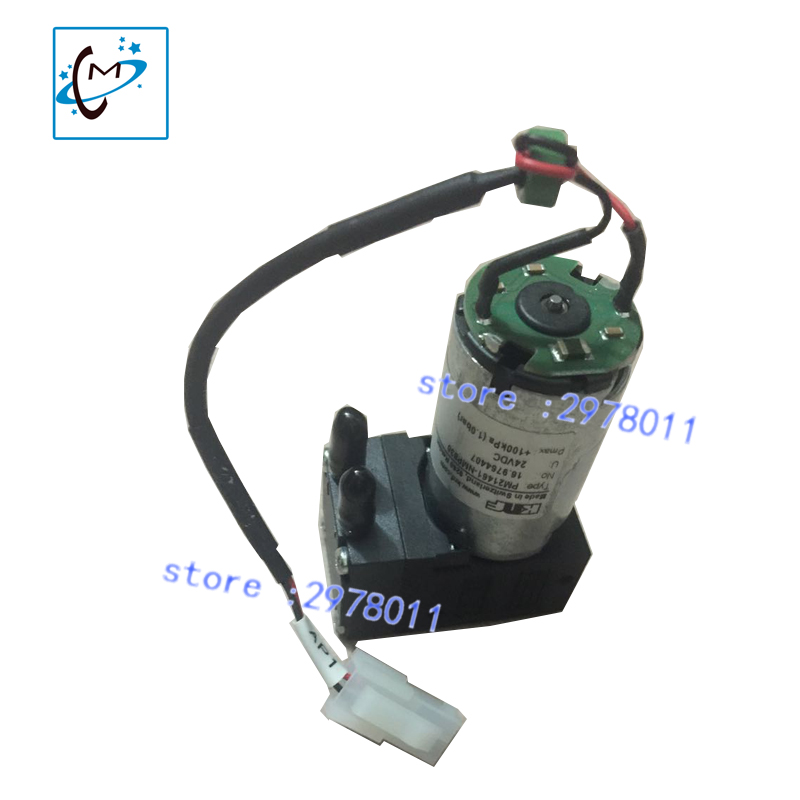 Wholesale Flora outdoor inkjet printer machine spare part original solvent pump KNF PM21461-NMP830 pump 2piece lot mimaki jv33 jv22 jv5 ts5 ts3 mutoh roland ink pump solvent inkjet printer machine ink pump spare part