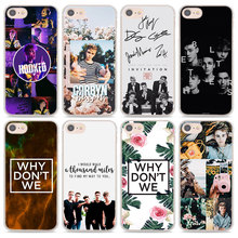 Why Dont Do Not We WDW Phone Cases for Apple iPhone 7 8 Plus 5 5s 6 6s Plus X XS XR XS MAX Hard protective Case cover цена