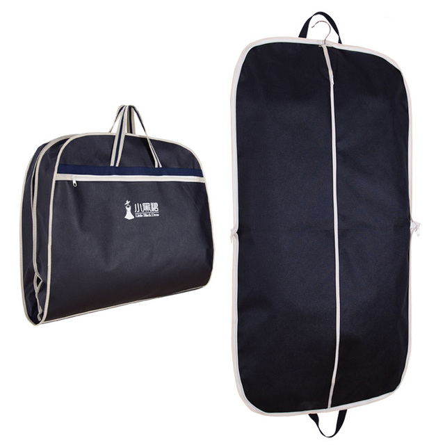 Coat Clothes Garment Suit Cover Bags Dustproof Hanger Storage Protector Travel Organizer Case