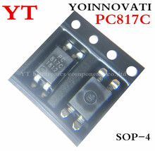 500Pcs/Lo PC817 PC817C EL817C Sop Ic Beste Kwaliteit