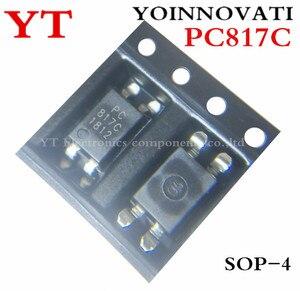 Image 1 -  500pcs/lo PC817 PC817C EL817C sop IC Best quality